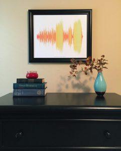 Schallwellenbild für alle Lebenslagen