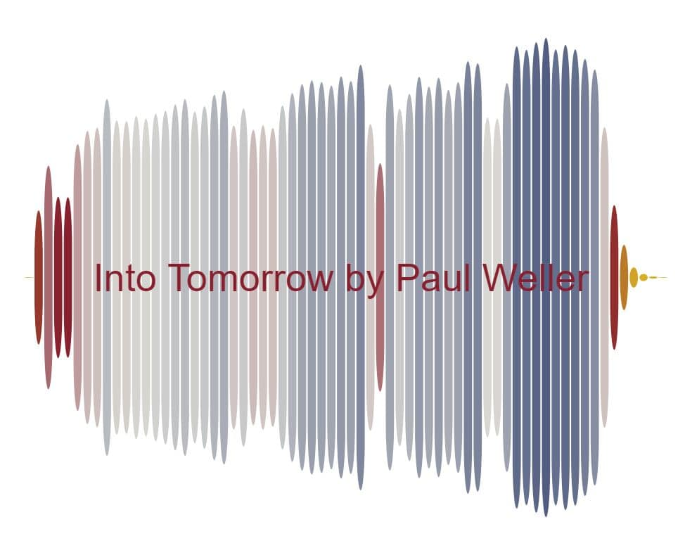 Into Tomorrow Paul Weller
