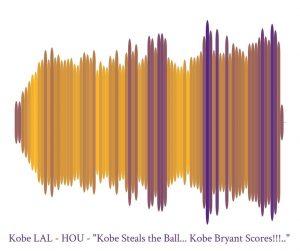 Kobe Bryant Soundwave